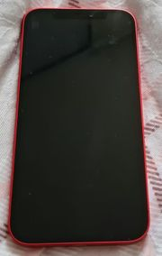 i phone 12 Red
