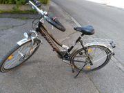 Fahrrad Trekkingrad Jugendrad 26