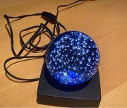 Lampe Nachttischlampe Leuchtkugel