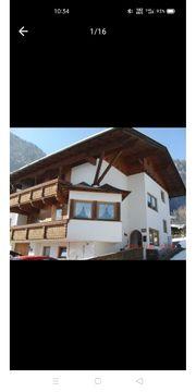 Vermiete Wohnung im Zillertal