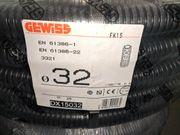 Elektro Wellrohr 32 mm 4x25