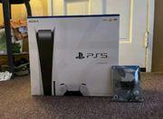 Neue Sony PS5-Disc-Konsole MIT MLB