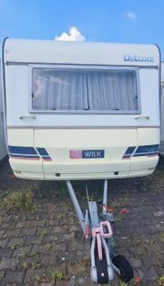 Wohnwagen Wilk de Luxe 541mit