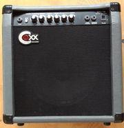 Coxx GG-15 Combo GItarrenverstärker mit