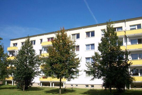 Preiswerte 3 Zimmerwohnung Stadtlage