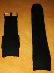 Silikonarmband perfekt zu Seiko Uhr