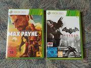 XBOX 360 Spiele Max Payne