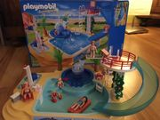 Playmobil Schwimmbad 5433
