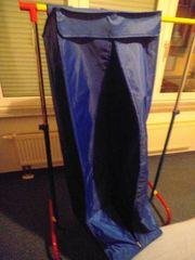 Stoff-Kleiderschrank zum Aufhängen unbenutzt