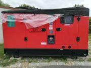 50kVA 41kW Stromgenerator Stromerzeuger Diesel