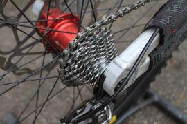 Morewood Makulu Downhill Gr M: Kleinanzeigen aus Ostrhauderfehn - Rubrik Mountain-Bikes, BMX-Räder, Rennräder