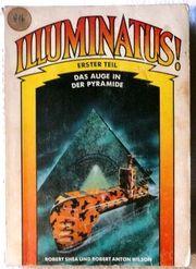 Illuminatus- erster Teil Ausgabe von 1977