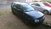 VW Golf 4 Variant 1