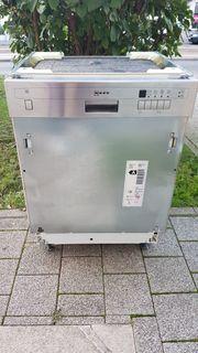 NEFF Spülmaschine Geschirrspüler Einbauspülmaschine Lfg