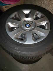 Orginal BMW Alu-Felgen mit Sommer