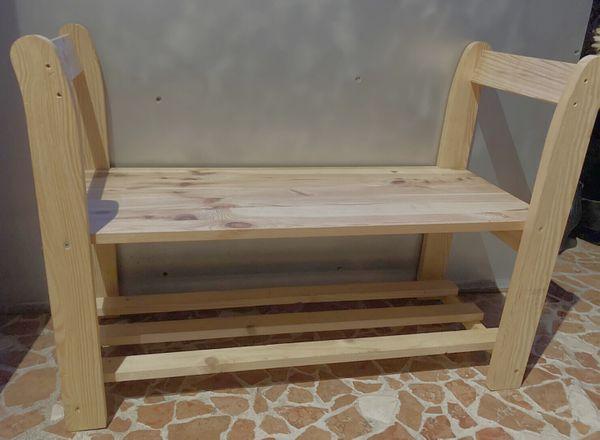 Kinderzimmer Möbel Naturholz Massiv Kiefer