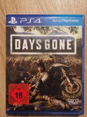 Days Gone Ps4 im guten