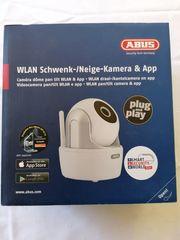 ABUS TVAC19000A WLAN Schwenk- Neige-Kamera