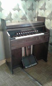 Altes Harmonium funktionstüchtig zu verschenken