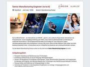Senior Manufacturing Engineer m w