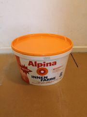 Alpina Innenfarbe weiß 10 L
