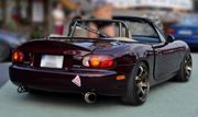 Mazda MX5 NB Heckspoiler Ducktail