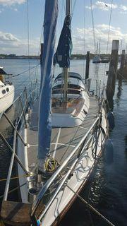 Segelboot Segelyacht Amethyst 27Top Zustand