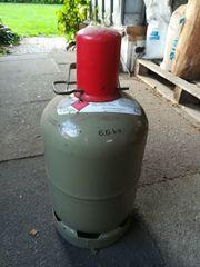 Propangasflasche grau 5 kg
