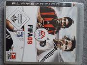 PS3 Spiel FIFA 09 Sony