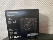 Panasonic DMC-TZ 101 EG-S Anthrazit