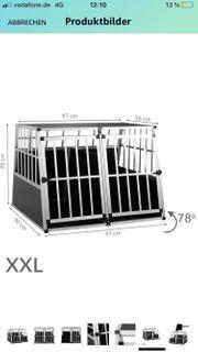 Hunde Transportbox Cadoca XXL