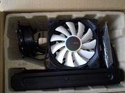 Komplett Wasserkühlung Cryorig A40 neuwertig