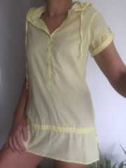 mein getragenes duftes gelbes Shirt