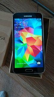 Samsung Galaxy S 5 schwarz
