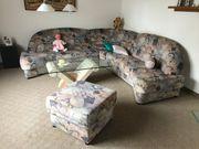 Couch Kombination gegen Gebot abzugeben