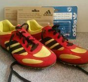 Adidas Laufschuhe mit Spikes 39