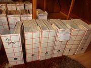 AERO Sammlung ziemlich Komplett