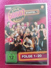 Köln 50667 DVD Staffel 1