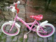 16 Zoll Mädchen Fahrrad