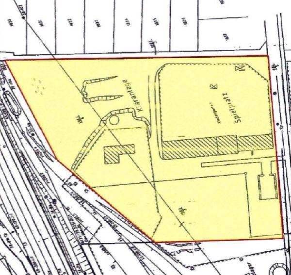 19 785 m² Grundstück in