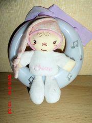 Kleine Spieluhr fürs Babybett