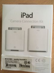 iPad Camera Connection Kit - NEU
