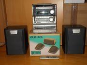 SX-CR677 2 1 Lautsprecher 2Boxen
