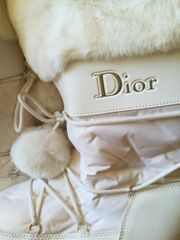 TOP ZUSTAND CHRISTIAN DIOR MOONBOOTS