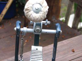 Bild 4 - Schlagzeug Fußmaschine Beverly England Vintage - Kirkel