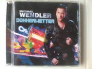CD - Michael Wendler - Donnerwetter - Ariola -