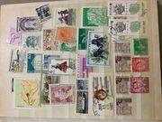 Briefmarkensammlung Diverse