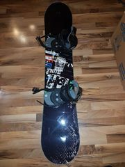 HEAD Snowboard incl Bindung sehr
