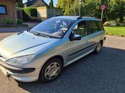 Verkaufe meinen Peugeot 206 SW