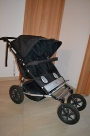Mountain Buggy Duo Babyjogger Kinderwagen